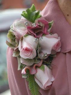 Flower Design Buttonhole & Corsage Blog: Colour Pink