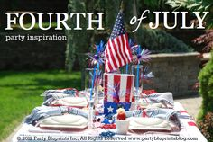 lantern decor for fourth of july   Fourth of July Decor Ideas   MomTrends