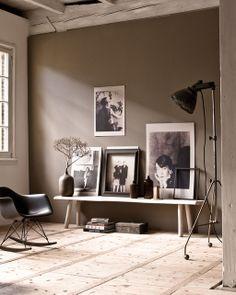 Foto's op karton - vtwonen / wil wel zo'n houten vloer in mijn nieuwe woning....
