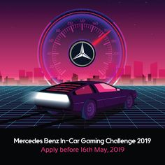 Are you an innovator with a big idea to revolutionize the world of in-car gaming? Participate in the Mercedes Benz In-car Gaming Challenge and stand a chance to win up to GBP International Scholarships, Mercedes Benz Cars, Innovation, Gaming, Challenges, World, Big, Videogames, Game