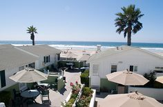 Cottages on Pacific Beach, San Diego