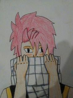 Natsu z Fairy Tail.