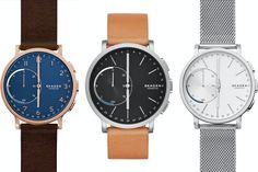 Hagen Connected Is Skagen's First Smartwatch -- Albeit Analog