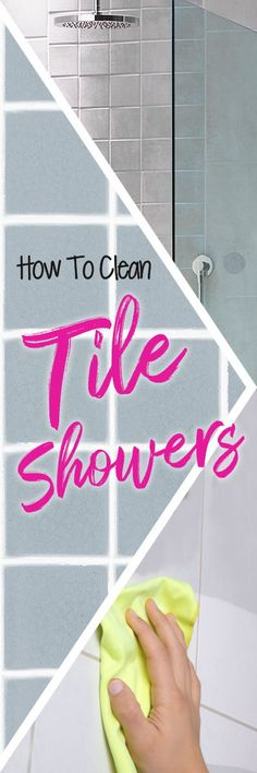 Buildup of dirt and soap scum can tarnish even the most beautiful shower tile. Clean everyday dirt and tough grime off of your tiled shower surfaces and return them to pristine condition in no time with Simple Green All-Purpose Cleaner.