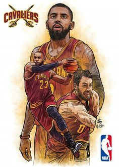 Team Cleveland Cavaliers