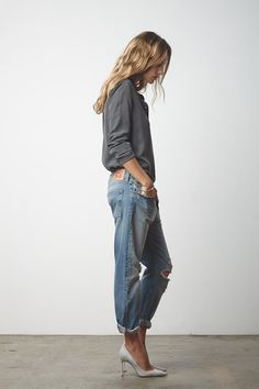 LEVI'S is taking inspiration from street style to launch a new jean called the 501CT. Based on the ways that the brand has observed fans are wearing their classic 501s, the company has created the 501CT (customised and tapered) drawing on the most common changes that customers make to their 501s to make them their own.