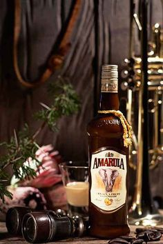 For an African-inspired dinner party, prepare a delicious Amarula recipe from our website and decorate the table with a bunch of beautiful Proteas. www.amarula.com/entertain#amarula-recipes.