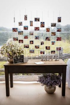 Find everything you need to make your wedding decorations beautiful! Decorations for a rustic wedding. Decorations for a country wedding. Decorations ideas for a rustic chic wedding. Diy Wedding, Dream Wedding, Wedding Day, Wedding Rustic, Pallet Wedding, Trendy Wedding, Perfect Wedding, Photo Displays, Bridal Shower