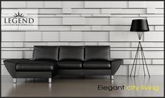 Spacious and modern looking #legend #interiors,#hyderabad