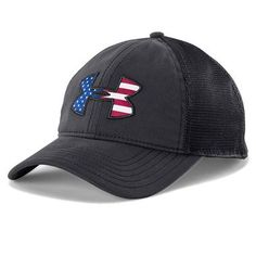 The Under Armour BFL Mesh Back Cap is tough 1d2916cc88d