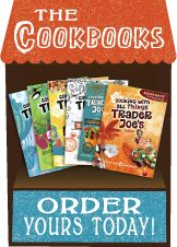 A website with recipes using Trader Joe's products - Where mere mortals eat like chefs