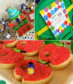 Caterpillar Baby Einstein Birthday Party with TONS OF CUTE IDEAS via Karas Party Ideas KarasPartyIdeas.com #caterpillar #baby #einstein