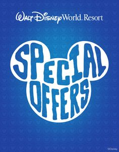 Check out these Special Offers from Walt Disney World! #vacation #tips #tricks