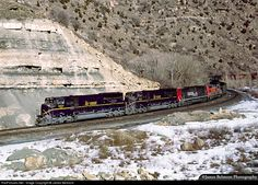 RailPictures.Net Photo: MPEX 9901 Motive Power Industries MPI MK5000C at Kyune, Utah by James Belmont