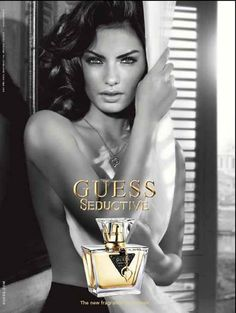 Guess Seductive - The New Fragrance For Woman