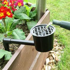 Hochbeet-Bewässerungssystem - Gärtner Pötschke
