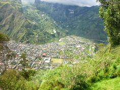 La bonita ciudad de Baños - Hygge life