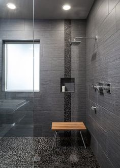 SERENDIPITY Residence | Design + Build - Contemporary - Bathroom - other metro - by Jordan Iverson Signature Homes