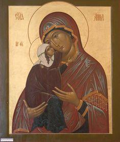 St Anna & the Theotokos