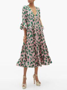 Louis Vuitton Monogram Canvas Artsy MM Bag Handbag Made in France – The Fashion Mart Black Dress Outfits, Casual Dresses, Silk Dress, Dress Skirt, Summer Dresses For Women, Playing Dress Up, Creations, Cold Shoulder Dress, Women Wear