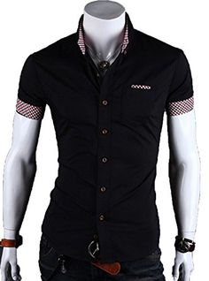 Idakoos Hashtag Romero Bold Text Chest Stripe Polo Shirt