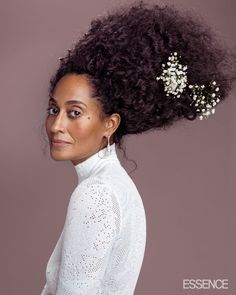 Actress Tracee Ellis Ross Is Living Her Juciest Life Tracey Ellis, Locks, Essence Magazine, Hair Issues, Tracee Ellis Ross, Mane Attraction, Fibre Textile, Hair Journey, Hair Loss