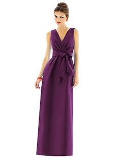 Alfred Sung Style D598 http://www.dessy.com/dresses/bridesmaid/d598/