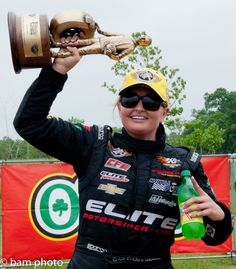 Erica Enders-Stevens wins Pro Stock race at NHRA O'Reilly Auto Parts Spring Nationals