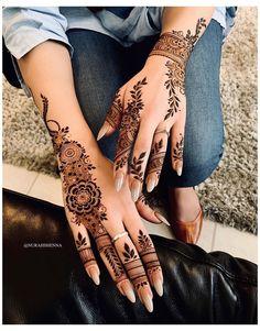 Henna Hand Designs, Pretty Henna Designs, Modern Henna Designs, Latest Henna Designs, Floral Henna Designs, Basic Mehndi Designs, Wedding Henna Designs, Stylish Mehndi Designs, Dulhan Mehndi Designs