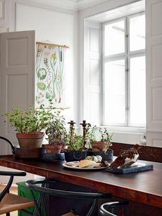 René Redzepi's apartment in Copenhagen