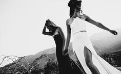 Refugee, fashion editorial by Kesler Tran