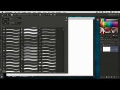 ▶ Tutorial: Working with Brushes in Photoshop with Corey Barker - YouTube