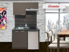 Venez découvrir les nouvelles kitchenette Tiramisu ! Kitchenettes, Tiramisu, Countertop, Color, Kitchenette, Tiramisu Cake