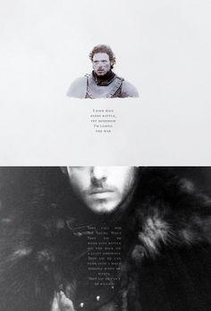 Robb Stark ~ Game of Thrones