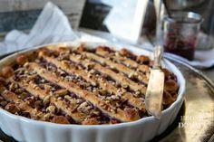Ovesný koláč s jahodami | Hodně domácí Pie, Health, Desserts, Food, Torte, Tailgate Desserts, Cake, Deserts, Health Care