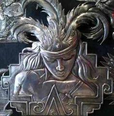 repujado en aluminio - Google Search