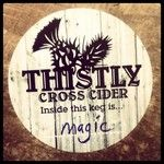 Thistly Cross Fresh Root Ginger Cider