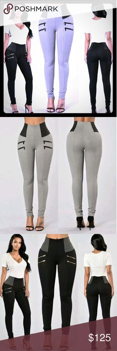 Authentic shape wear pants grey and black avail. Authentic shape wear pants grey and black avail. This is not cheap material made right from the warehouse USA. ((Thick cotton and spandex fabric)) All sizes available from xs to 3xL. More color coming soon Price firm on posh Like the item but not the price Check out with a services  right from the warehouse There best price options via ppl is only 89.99 normal price is $270 These have a built in shape wear that lifts your butt smooth out…