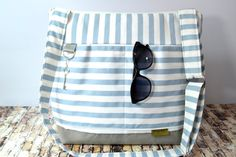 Diaper bags by Darby Mack our 'Leila' bag in by DarbyMack on Etsy
