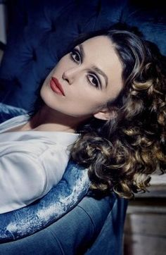 Keira Knightley - Perfect makeup and perfect hair