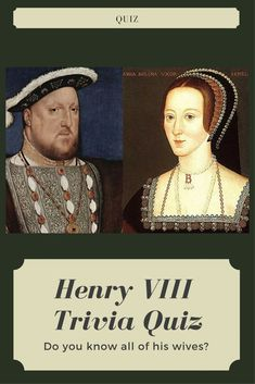 Do you consider yourself a history buff? Are you fascinated by the drama surrounding​ Henry VIII and his wives? Test your Tudor knowledge with this quiz!