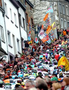 Liege-Bastogne-Liege this Sunday Photo and story from 2013  | Road Cycling UK