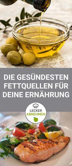 Fett ist ungesund? Von wegen! In diesem Artikel erfährst du, warum Fett nicht böse ist und wieso Olivenöl, Lachs, Mandeln, Walnüsse und Co. nicht in deiner Ernährung fehlen sollten!