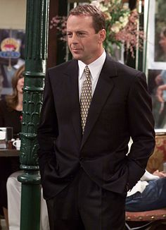 Bruce Willis on Friends