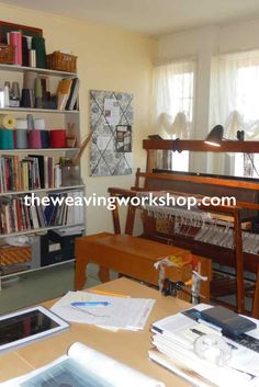 Welcome to the studio of artist and textile designer Brittany McLaughlin.  As Creator & Educator of The Weaving Workshop, she develops online creative weaving studies designed to motivate and inspire hand weavers around the globe from her studio in rural Pennsylvania, USA.
