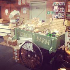 Hackwood farm shop