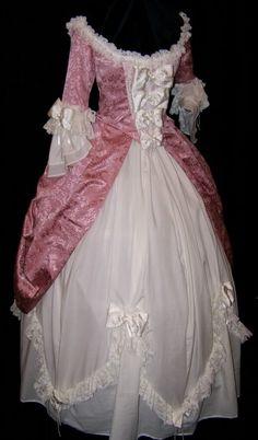 Dracula Gothic  Renaissance Pirate Gown Dress costume Vampire Womens. $250.00, via Etsy.