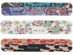 Paul & Joe Beaute Emery Board  Stock up for all your #manicuremonday polish parties! These files come in a bunch of chic patterns, including floral and vintage. ($5)