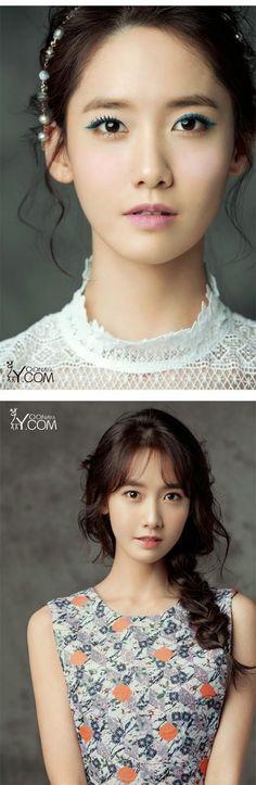 La idol de Corea del Sur Yoona nos muestra su nuevo look para la revista de moda ELLE - Espacio Kpop