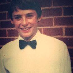 Young Hugh Jackman